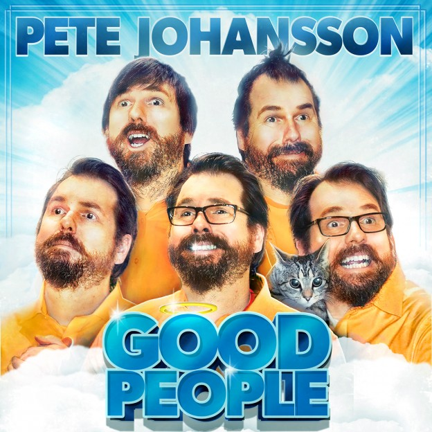 Pete Johansson's humorous exploration of what it means to be good! Check it out at The HIve nearly everyday at 5:20pm